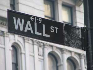wall street mercato azionario americano