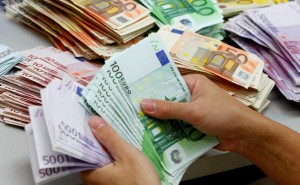 euro in calo
