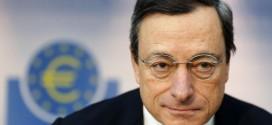 Draghi lancia l'allarme, situazione sempre più difficile